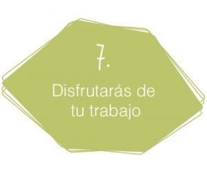 Decálogo del diseñador de interiores comerciales: 7. Disfrutarás de tu trabajo.