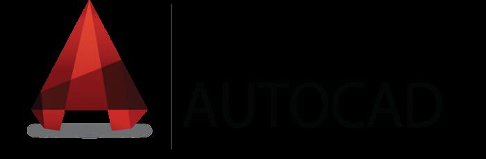 Logo del software Autocad.