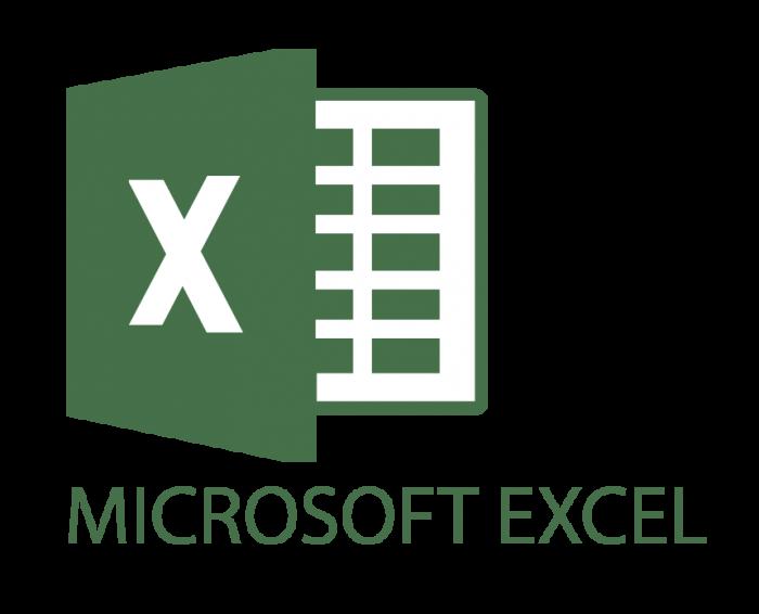 Logo del programa de ordenador Excel.