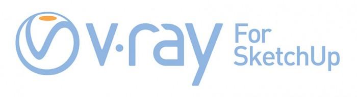Logo del programa de ordenador Vray.