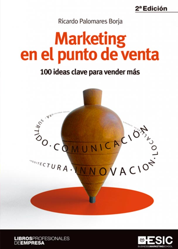 "Portada del libro ""Marketing en el punto de venta: 100 ideas clave para vender más"""