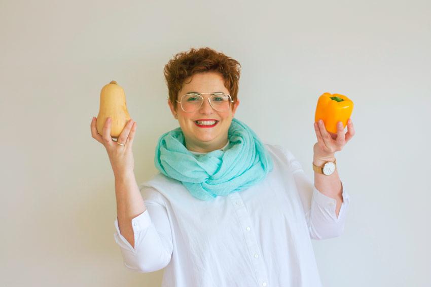 Nadia Pina de Masquealimentados, experta en normativa higienico sanitaria.