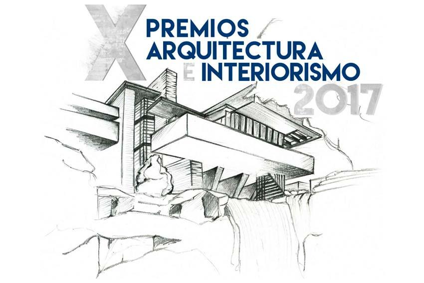 Cartel del Concurso de Arquitectura e Interiorismo de Porcelanosa.
