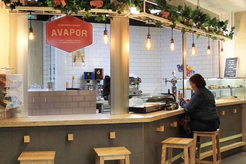"""Análisis de la cafetería """"Avapor"""""""