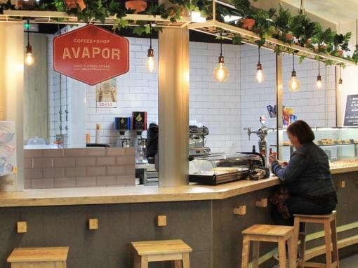 Cafetería Avapor
