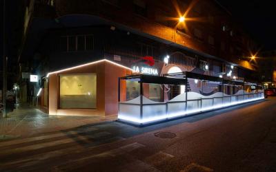 Análisis de la fachada del Restaurante La Sirena – Parte 2